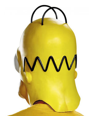 Maschera Homer Simpson