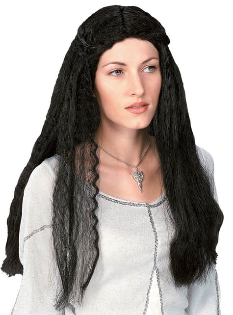 Perruque d'Arwen