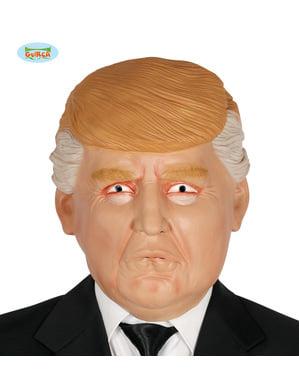 Mască de Președinte Trump pentru adult