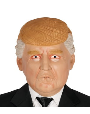 Maska Prezydent Trump dla dorosłych