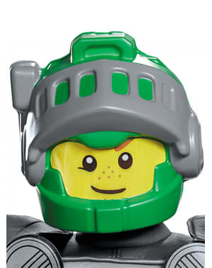 Maschera Aaron Lego Nexo Knights per bambino