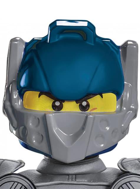 Masque de Clay Lego Nexo Knights enfant