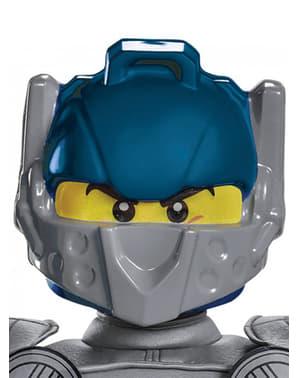Máscara de Clay Nexo Knights Lego para niño