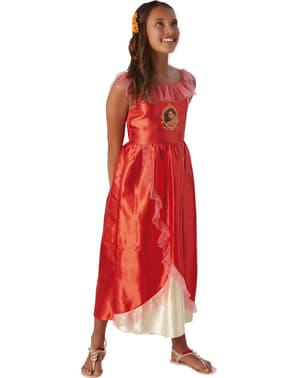 Costum Elena din Avalor classic pentru fată
