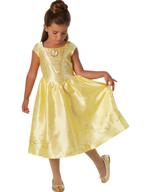 Movie Belle Costume for Girls - Beauty and the Beast