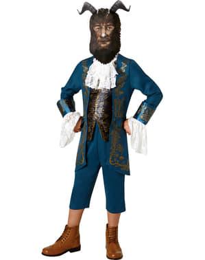 Costum Bestia Frumoasa și Bestia Film pentru băiat