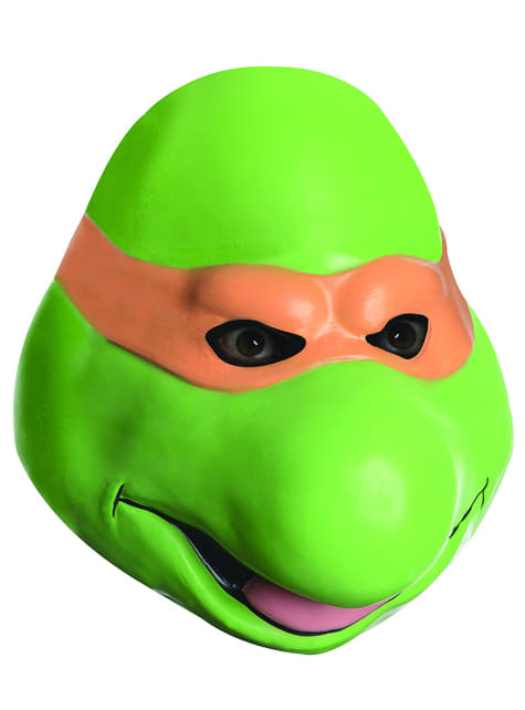 Michelangelo Latex mask