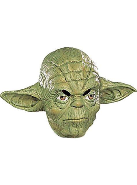 Yoda μάσκα βινυλίου 3/4