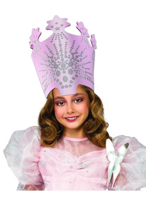 Coroa de Glinda O Feiticeiro de Oz