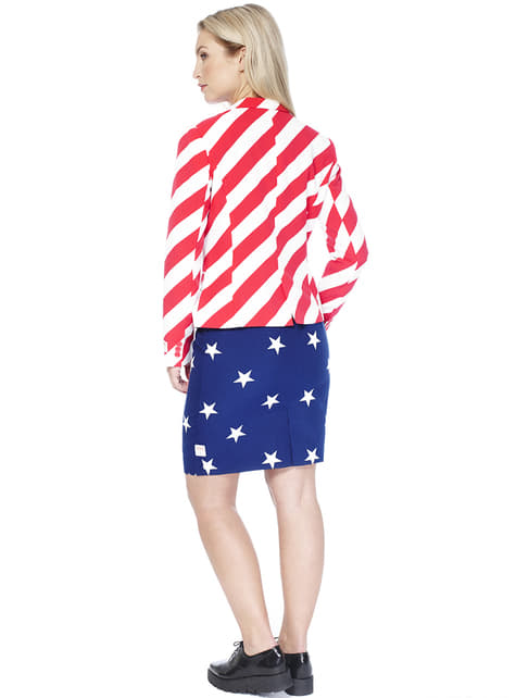 American Woman Opposuit pak voor dames