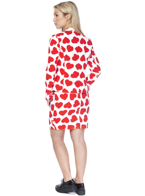 Women's Queen of Hearts Opposuit