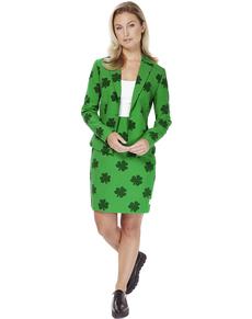 Traje St. Patrick's Girl Opposuit para mujer