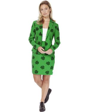 St. Patrick's Girl Opposuit til Damer