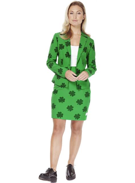 Traje St. Patrick's Girl Opposuit para mujer - mujer