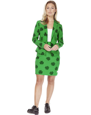 Costume St Patrick femme - Opposuits
