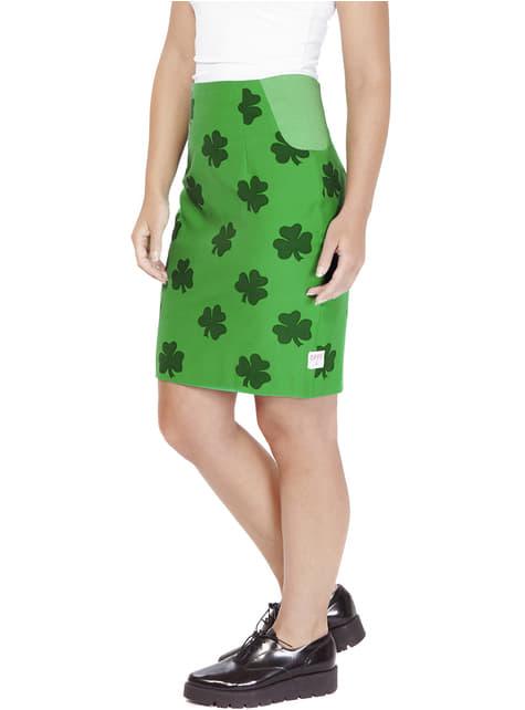 Traje St. Patrick's Girl Opposuit para mujer - traje