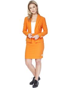 Traje Foxy Orange Opposuit para mujer