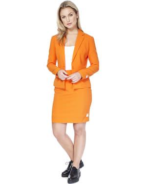 Naisten Foxy oranssi Opposuit
