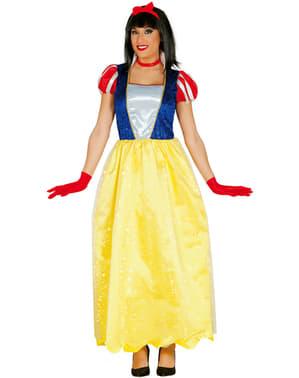 Bosprinses kostuum voor dames