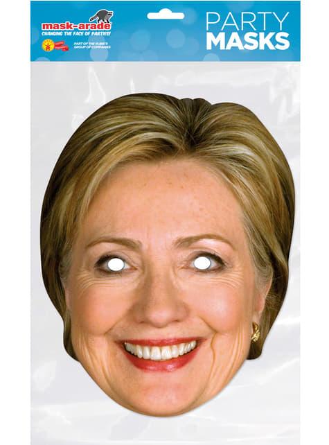 Adult's Hilary Clinton Mask