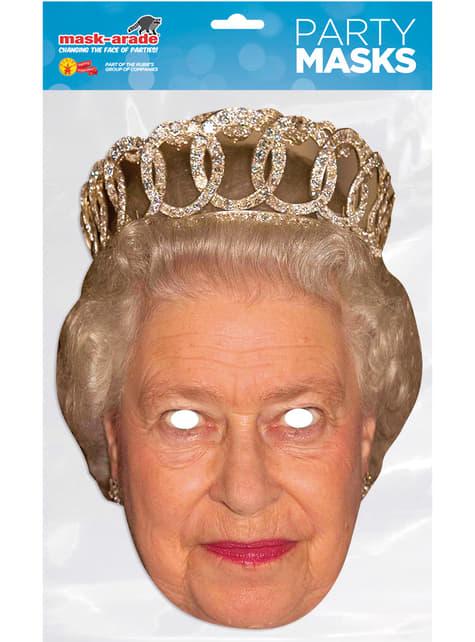 Adult's Queen Elizabeth Mask