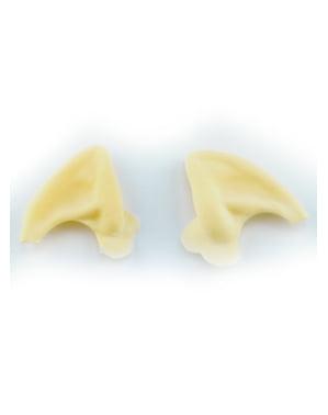 Rymdmonster Små örontippar i latex