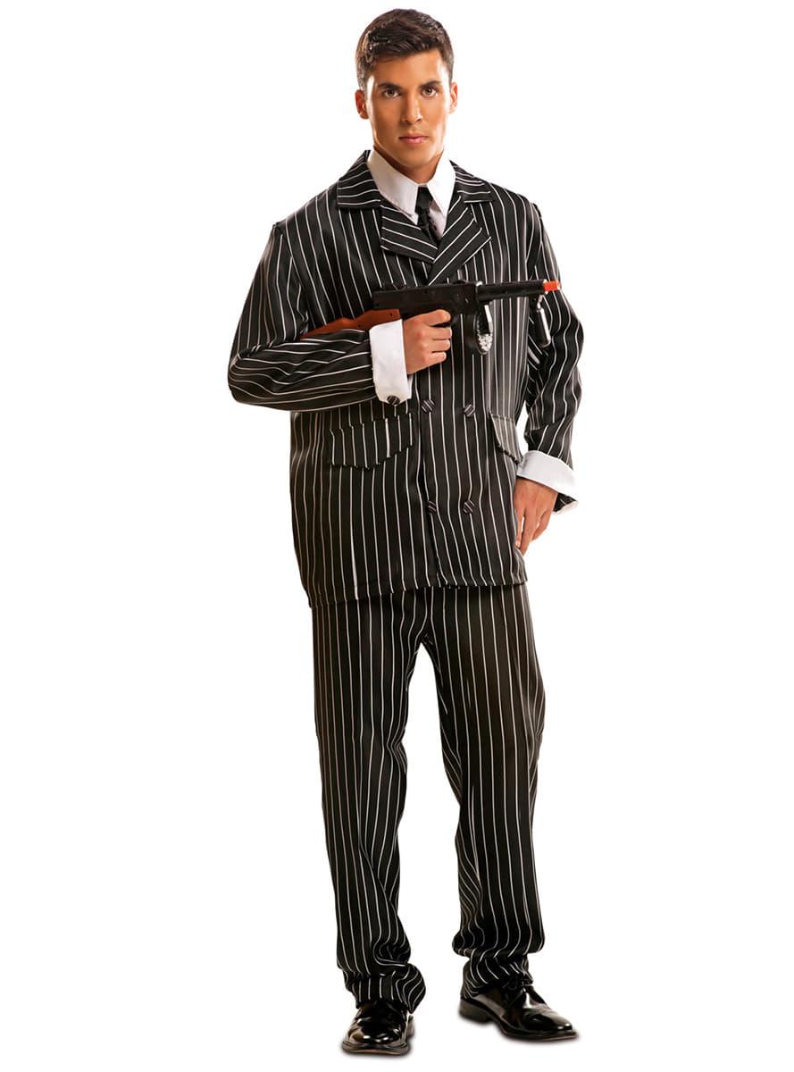 mafia kostume