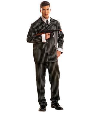 Costum de gangster mafiot pentru bărbat