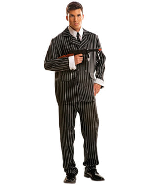 Men's Mafioso Gangster Costume
