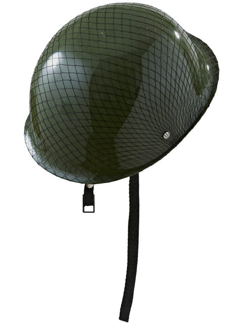 Adult's Military Helmet