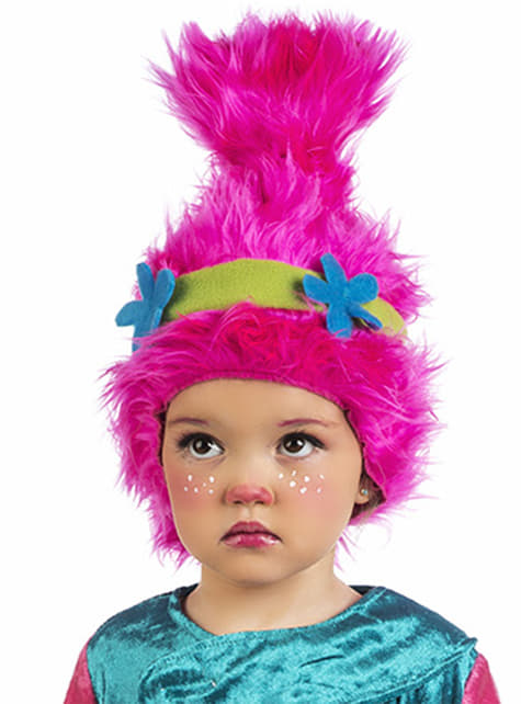 Girl's Troll Wig