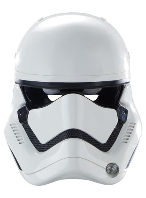 Careta de Stormtrooper Star Wars Episodio 7