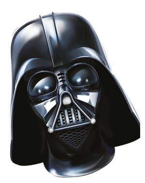 Maska papierowa Lord Vader