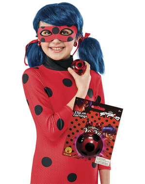 Girl's Ladybug Kit with Yo-Yo and Earrings