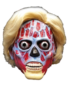 Máscara de Hillary Clinton They Live de látex para adulto