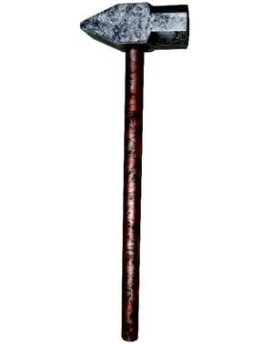 Leatherface Steinhammer aus The Texas Chainsaw Massacre