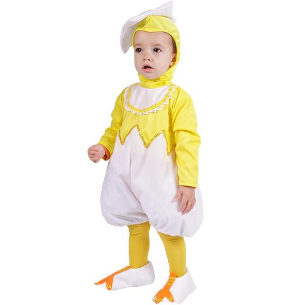 Como hacer un disfraz de pollito en foami - Imagui