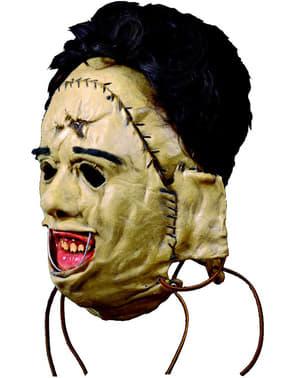 アダルトラテックスレザーフェイス1974テキサスチェーンソー虐殺マスク