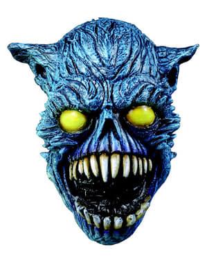 Máscara de Night Terror Shadows of Brimstone para adulto