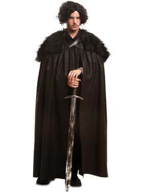 Bewaker van de nacht cape voor mannen