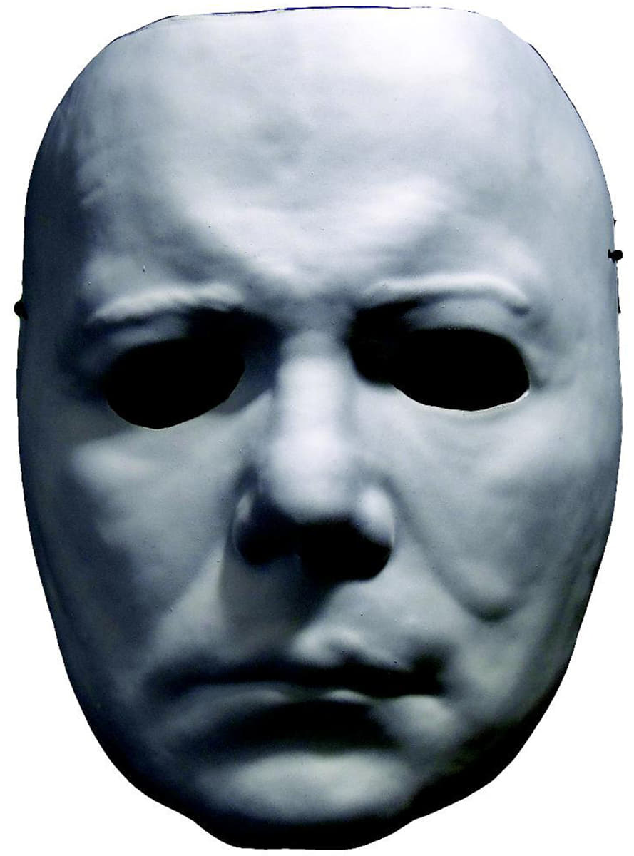Adult's Classic Michael Myers Halloween II Mask. Buy on Funidelia ...