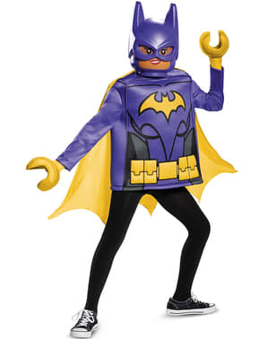 The Lego Movie Batman Kostyme for Jente