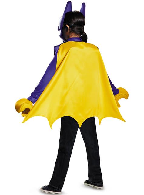 Strój Batgirl Batman Lego dla dziewczynki