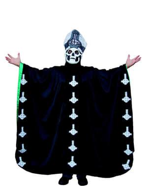 Påve Emeritus II Maskeraddräkt - Ghost