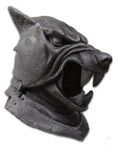 Máscara de El Perro Juego de Tronos para adulto