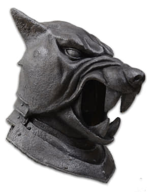 Máscara de Cão de Caça A Game of Thrones para adulto