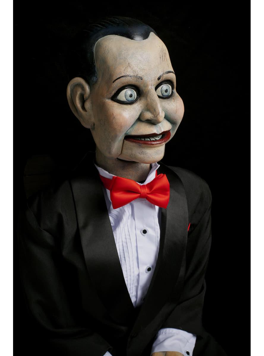 figurine d233corative marionnette billy dead silence pour