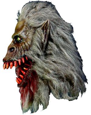 Máscara de Fluffy Creepshow para adulto