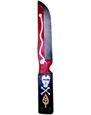 Couteau vaudou Chuck la poupée diabolique 2