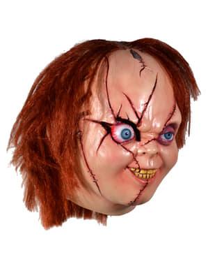 Chucky Maske für Erwachsene - Chucky und seine Braut